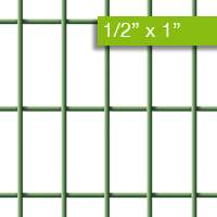 Wire Mesh PVC Coated 13mm x 25mm