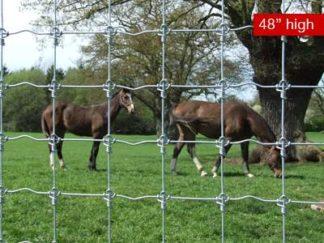 """Premium Horse Fencing 48"""" high"""