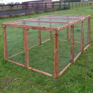 Chicken Run Enclosure